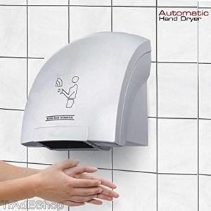 Asciugamani elettrici ad aria calda