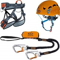 Kit e set da ferrata