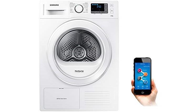 migliore asciugatrice smart control