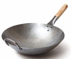 migliore pentola wok giapponese professionale