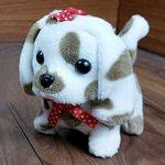 cane giocattolo che sembra vero e cammina