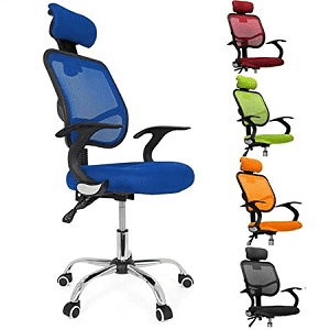 opinioni migliore sedia da ufficio girevole ergonomica