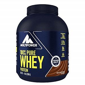 opinioni proteine in polvere più vendute