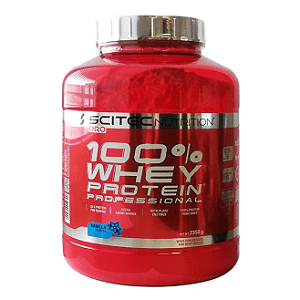 Scitec Nutrition 100% Whey Proteine Professional Ls