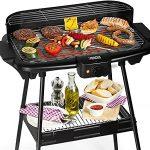 Barbecue elettrico per grigliare in casa: economico o professionale?