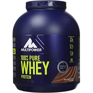 recensione 100% pure whey multipower