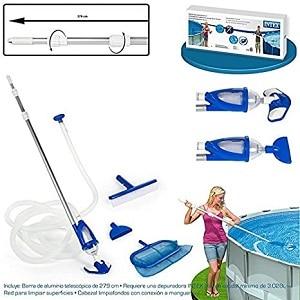 Kit manutenzione e pulizia piscine