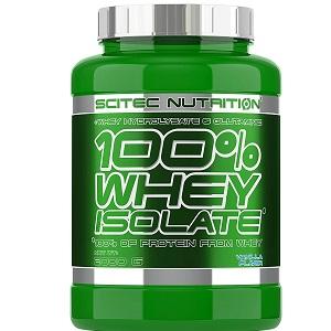 opinioni Scitec Nutrition 100% Whey Isolate