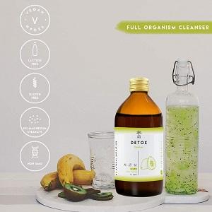 recensione N2 Natural Nutrition Detox Cleanser