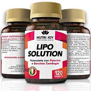 recensione Nutri Joy Lipo Solution